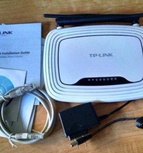 TP-Link TL-WR841ND-v 8.4