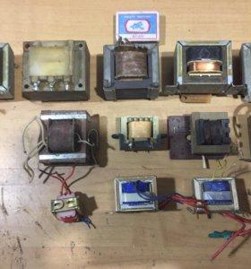 Трансформаторы разных мощностей