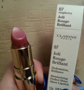 Миниатюра помады Clarins Joli Rouge Briliant
