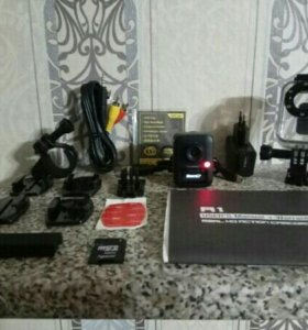 Экшн-камера iSaw A1