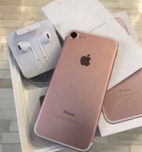 iPhone 7 32gd rose gold