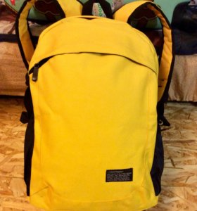 Рюкзак жёлтый