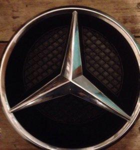 Значок, Эмблема Mercedes