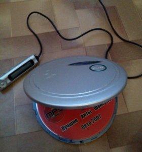 MP3 плеер для прослушивания дисков