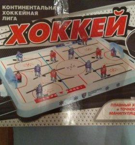 Хоккей. Настольная игра. НОВАЯ.