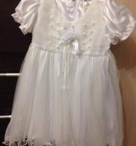 Нарядное платье my girl
