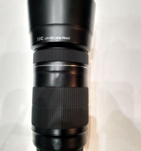 Canon EF-S 55-250mm 4-5.6 IS STM