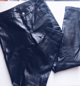 Штаны кожаные / брюки