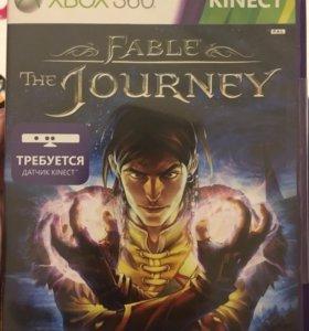 Игра для Xbox 360. Fable The Journey