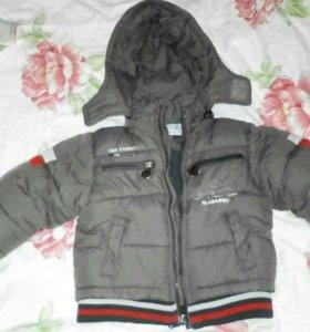Куртка на 1,5-2 года