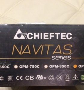 Блок питания Chieftec Navitas GPM-1000C
