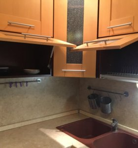 Кухня мебель из массива