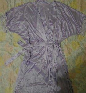 Новый халат Данна