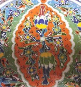 Тарелка декоративная Турция
