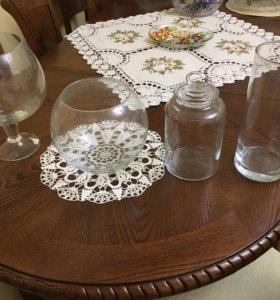 Колбы , вазы , шары