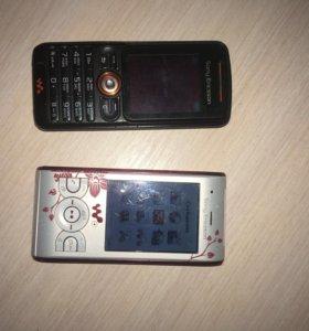 Sony ericsson и sony ericsson слайдер.