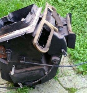 Мотор отопителя (печки)