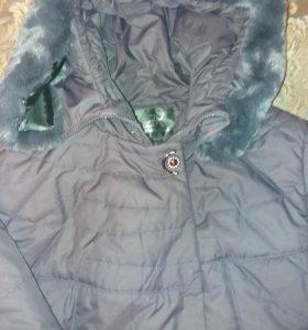 Стильная женская куртка новая на большой размер