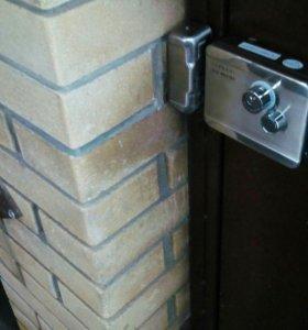 Видеодомофон в частный дом под ключ