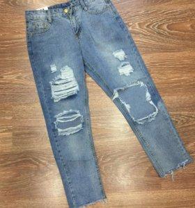 Новые джинсы,размер 42/44