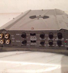 Усилитель и буфер Sony1200w