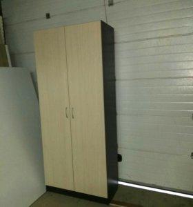 Шкаф 2х дверный. НОВЫЙ