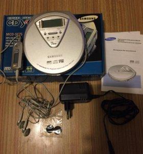 MP3-CD плеер Samsung