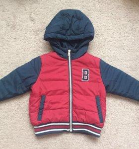 Курточка для мальчика (2-3 года)