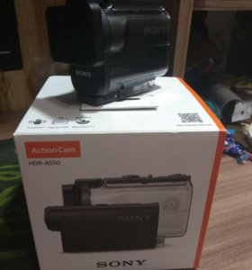 SONY HDR-AS50 ACTION CAM (НОВАЯ)