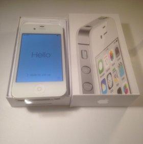 Новый iPhone 4s 16Gb +Подарок