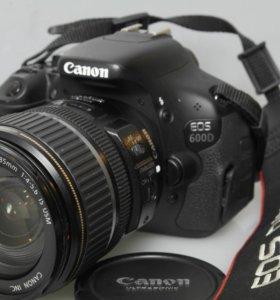Canon 600D + 17-85mm
