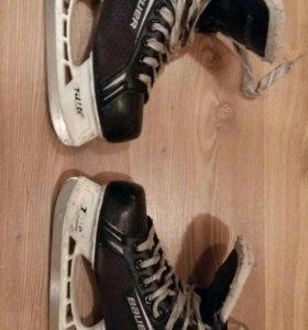 Хоккейные коньки Bauer supreme pro (40.5)