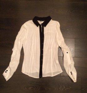 Белая блузка Befree