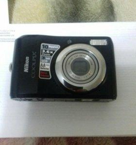 Фотоаппарат nikon,торг