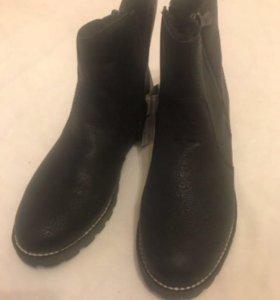 Ботинки rieker женские