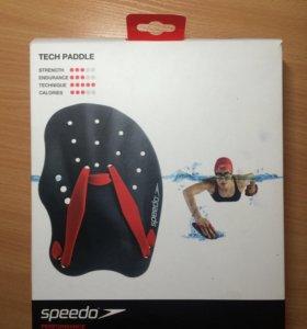 Лопатки для плавания Speedo