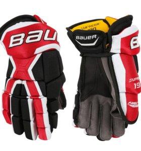 Перчатки хоккейные BAUER Supreme 190 JR