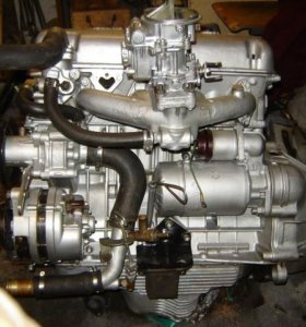 Двигатель 412