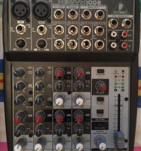 Mixer XENYX 1002