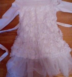 Платье р 134-140