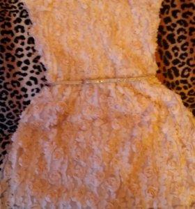 Платье р .140
