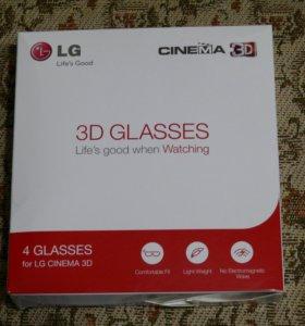 3D-очки, LG AG-F310, очки