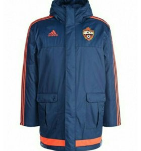 Куртка утеплённая CSKA STD JKT (Adidas Perfomance)
