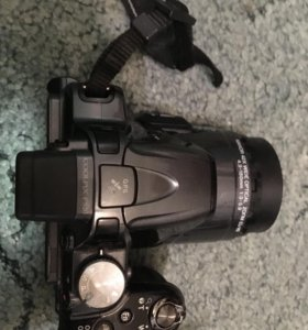 Фотоаппарат Nikon Coolpix P520 Zoom