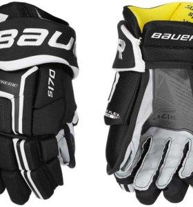 Перчатки хоккейные BAUER Supreme S170 SR