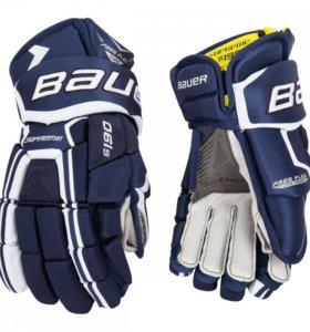 Перчатки хоккейные BAUER Supreme S190 JR S17