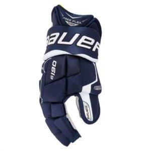 Перчатки хоккейные BAUER Supreme S190 SR S17