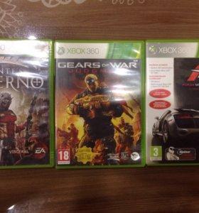 Игры для Xbox 360 и PS3