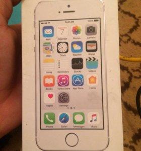 Айфон 5s 16gik