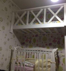 Кровать Чердак